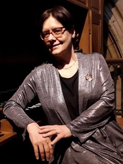 Pascale Rouet (Crédit : André Thiébault)