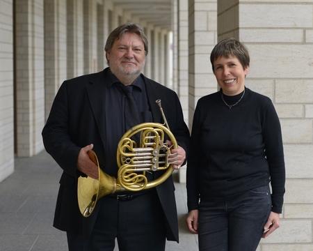 Peter Bromig et Katrin Düringer
